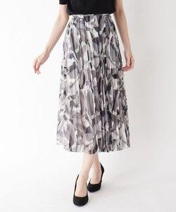 【LIZA(リザ)】ジオメトリックプリーツスカート