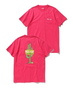 S/S OUTWEST POCKET TEE