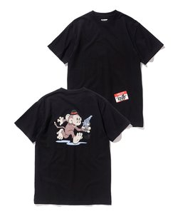 S/S TEE HELLO MY NAME IS KEITH