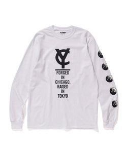 L/S TEE YOUTHCREW YC LOGO