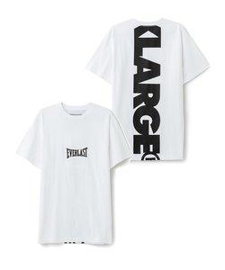 【XLARGE×EVERLAST】LOGO S/S TEE
