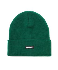PATCHED CUFF BEANIE