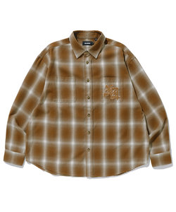 PATCHED_FLANNEL_SHIRT XLARGE