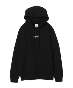 CURSIVE LOGO PULLOVER SWEAT HOODIE