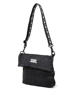 LOGO TAPE SHOULDER BAG