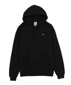 EMBROIDERED LOGO SWEAT HOODIE