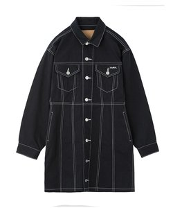 TRUCKER DRESS