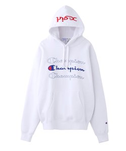 X-GIRL X CHAMPION SWEAT HOODIE