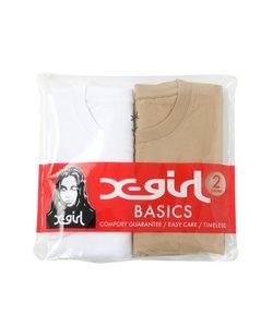 BASIC 2P S/S TEE