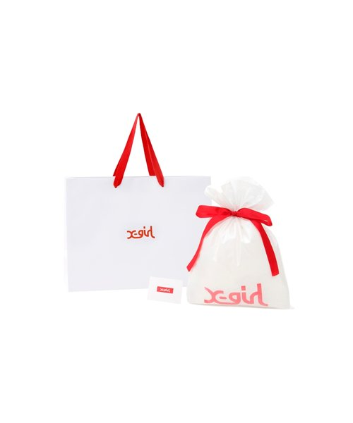 X-GIRL GIFT BAG SET W CALIF(XS)