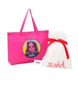 X-GIRL 25TH GIFT BAG SET FACE-P L