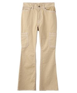 FLARE WORK PANTS