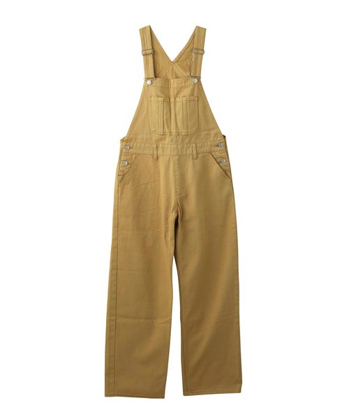 WIDE_TAPERED_OVERALL X-girl