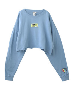 PRISM_PATCH_CROPPED_CREW_SWEAT_TOP