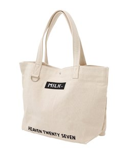 EMBROIDERED BAR TOTE