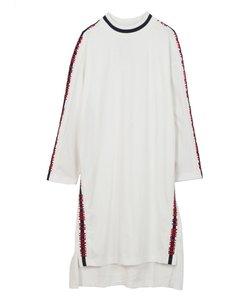 LINE LOGO DRESS