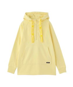 LOGO TAPE HOODED TOP