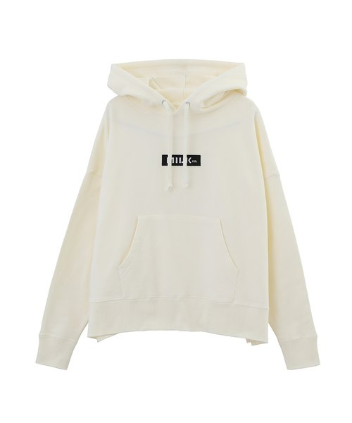 BAR WIDE BODY SWEAT HOODIE