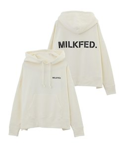 STENCIL WIDE BODY SWEAT HOODIE