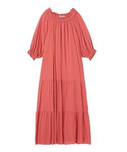 TIERED GATHER DRESS