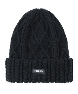 MILKFED CABLE KNIT CAP