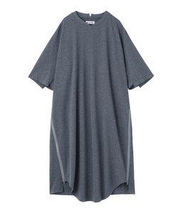 PANEL SIDE ZIP DRESS