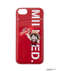 MILKFED.XONE PIECE LUFFY SMARTPHONE CASE FOR IPHONE6/6S/7/8