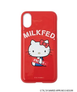 HELLO KITTYx MILKFED. SMARTPHONE CASE FOR IPHONE X Xs