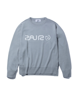 MIRROR LOGO KNIT