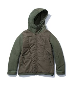 THERMOLITE HOODED JACKET