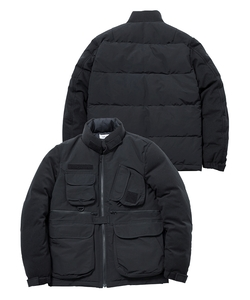FISHERMAN DOWN JACKET