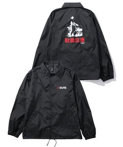 【SILAS×NOISE KING】COACH JACKET