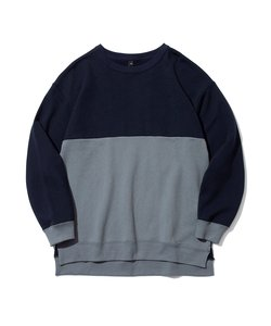 BY COLOR CREW SWEAT