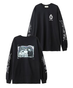 【RICKY POWELL×SILAS×DUFFER】LS TEE