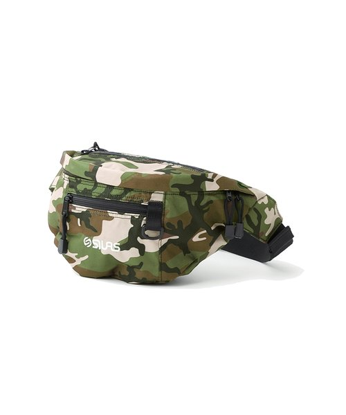 SILAS EMBROIDERY FANNY PACK MINI