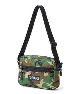 BOX LOGO SHOULDER BAG