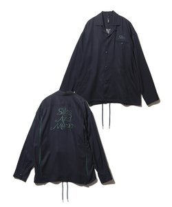 BACK ACTION PLEATED JACKET
