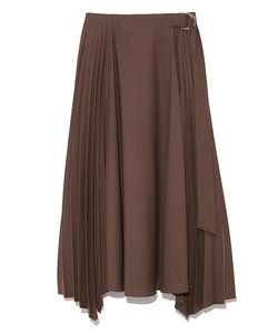 ウールプリーツスカート