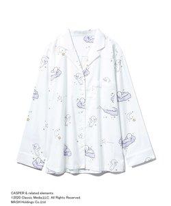 【CASPER】ネルシャツ