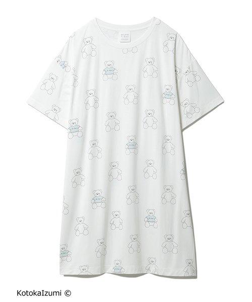 【kotoka izumi】ベアモチーフドレス