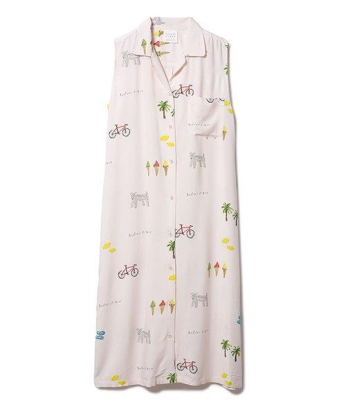 サマーモチーフドレス