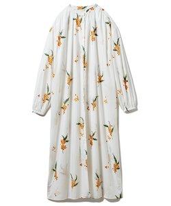 キンモクセイモチーフドレス