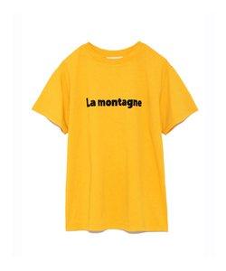 La montagneTシャツ