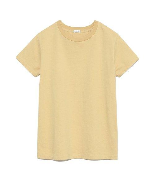 コンパクトハイラインTシャツ