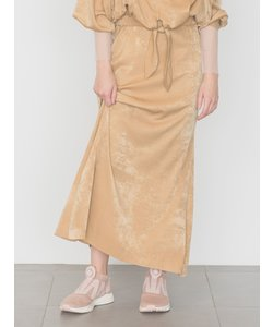 【emmi atelier】ストリングロングスカート