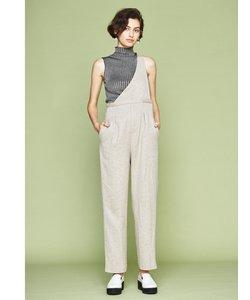 【emmi atelier】ワンショルデザインパンツ