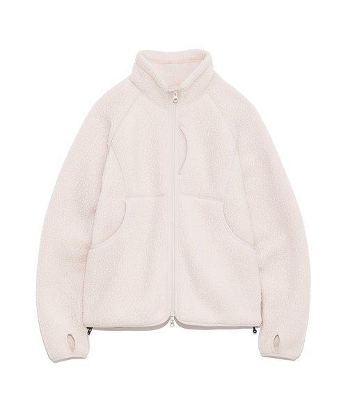 【emmi×Snowpeak】Thermal Boa Fleece JK