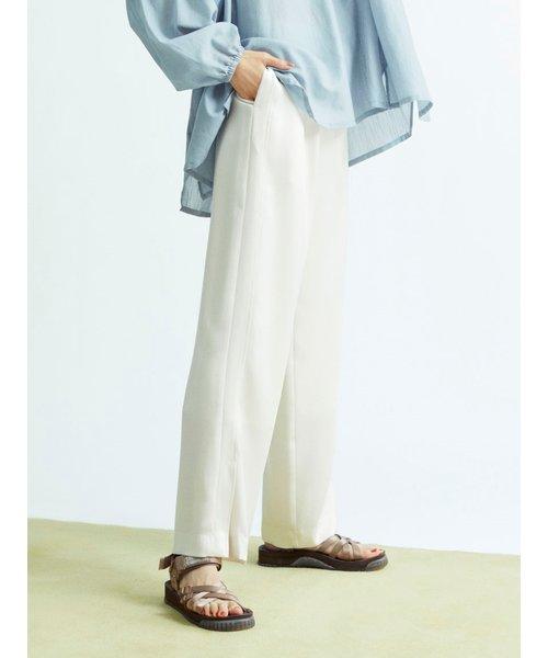 【emmi atelier】ミッションストレッチイージーパンツ