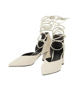 LACE UP POINTED SHOE