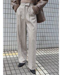 【ELDER】ジャガードタイワイドパンツ